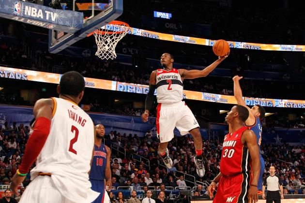 2012 Olympics: Wizards' Push to Get John Wall on Team USA Reveals Rift
