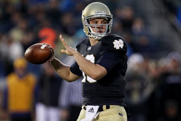 Notre Dame Football: Tommy Rees' Arrest Crushes Chances of Securing Starting Job