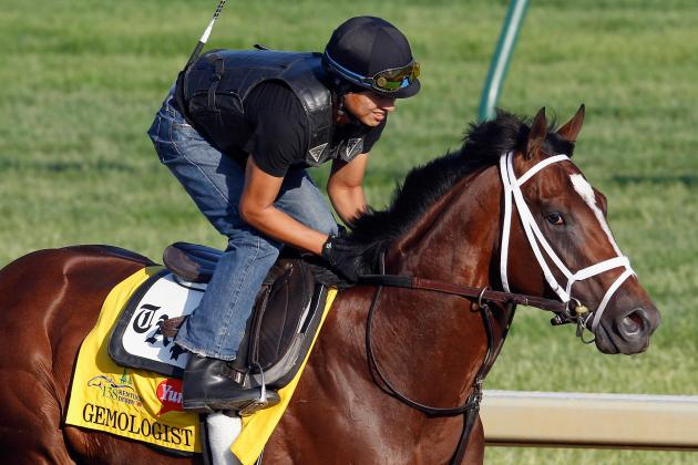 Kentucky Derby 2012 Post Positions: No. 15 Post Won't Hurt Gemologist