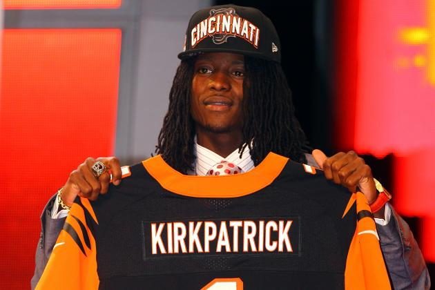 Cincinnati Bengals: The Case for Dre Kirkpatrick to Start