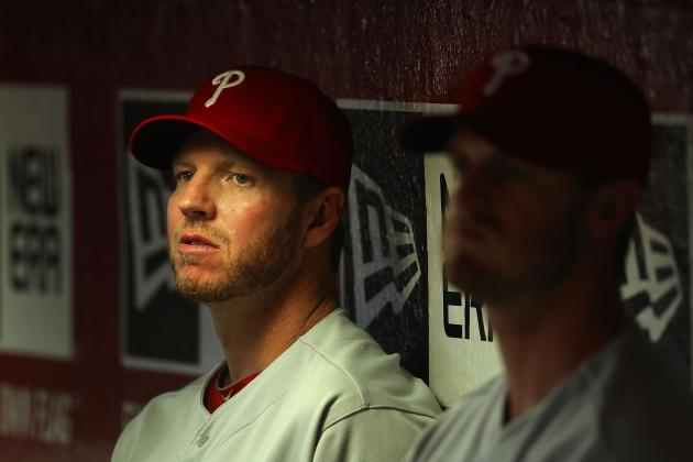 Philadelphia Phillies: Multiple Concerns with Roy Halladay