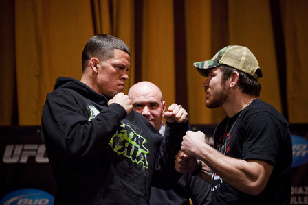 "UFC ""Quick Break"": Nate Diaz vs. Jim Miller"