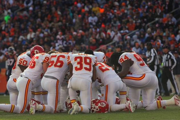 Kansas City Chiefs Schedule Looks Easier After Bounty-Gate, Terrell Suggs Injury