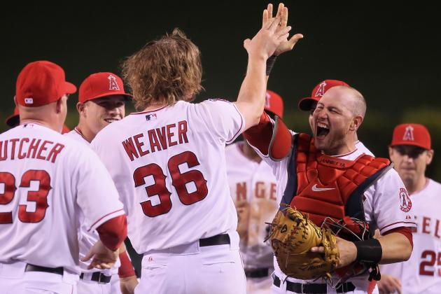Jered Weaver No-Hitter: Weaver's Just Another Product of the 2004 Draft