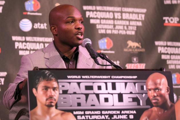 Manny Pacquiao: Timothy Bradley Crazy to Say He Can Beat Pac-Man and Mayweather