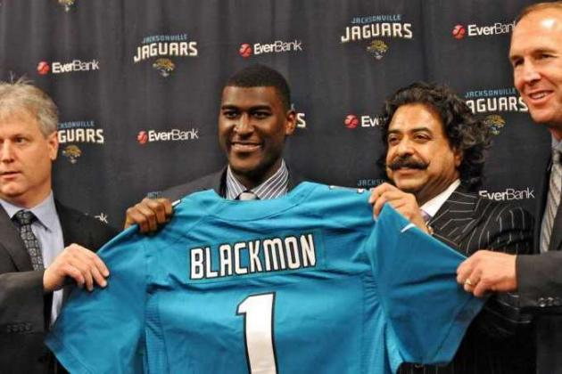 NFL Draft 2012: Did the Jacksonville Jaguars Do Enough to Improve?