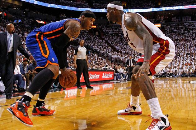 NBA Playoff Schedule 2012: Highlighting This Weekend's Best Games
