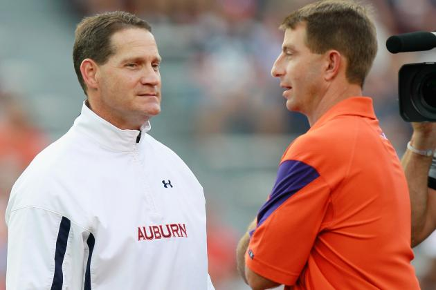 SEC Football Q&A: Does Auburn Have a Chance vs. Clemson in the Season Opener?
