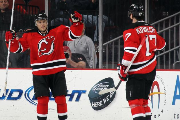 Ilya Kovalchuk's Impact for Devils in Game 3 Against Flyers