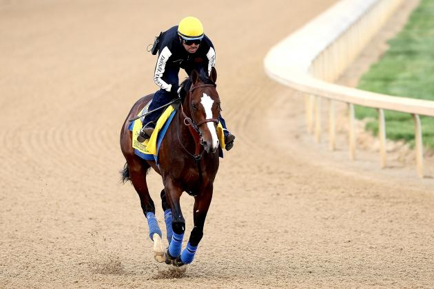 2012 Kentucky Derby Post Draw: Who Got the Best Slots of the Field?
