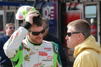FYI WIRZ: NASCAR's Top Five Aren't Counting on Tandem at Talladega