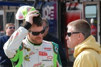 FYI WIRZ: NASCAR's Top Five Aren't Counting on Tandem at Talladega
