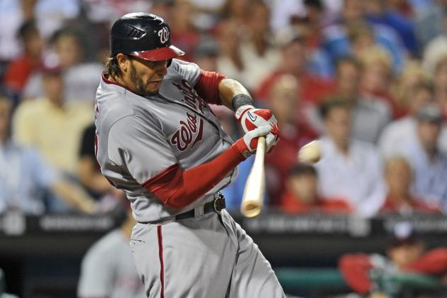 Nats' Michael Morse Targets June 1st Return, Plans to Be DH in Interleague Play