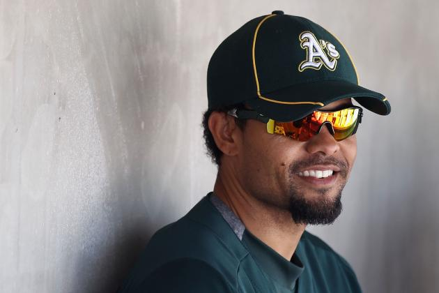 MLB: What Should the Oakland Athletics Do with Coco Crisp?