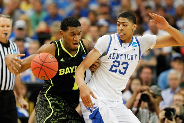 2012 NBA Mock Draft: Biggest Boom-or-Bust Players Bound for Lottery Picks