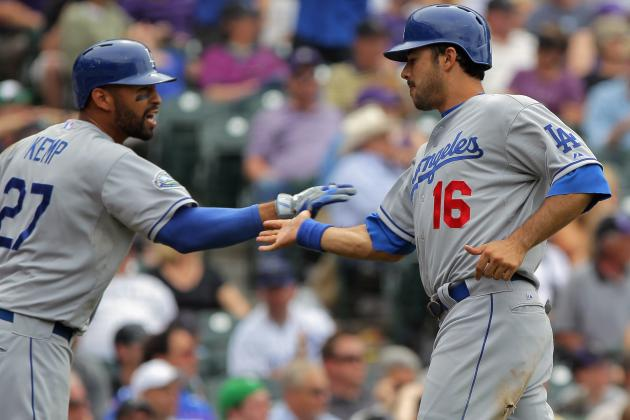 Los Angeles Dodgers: Is Andre Ethier the Biggest Threat to a Triple Crown?