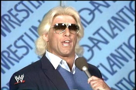 Pro-Wrestling: An Aging Ric Flair, Vintage or out of Touch?