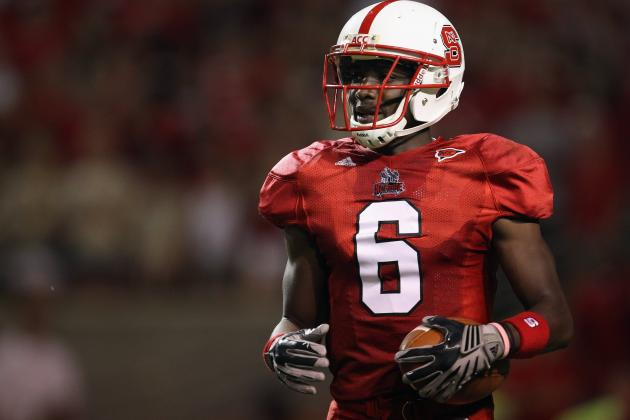 What to Expect from Buffalo Bills 2012 3rd-Round Pick WR T.J. Graham