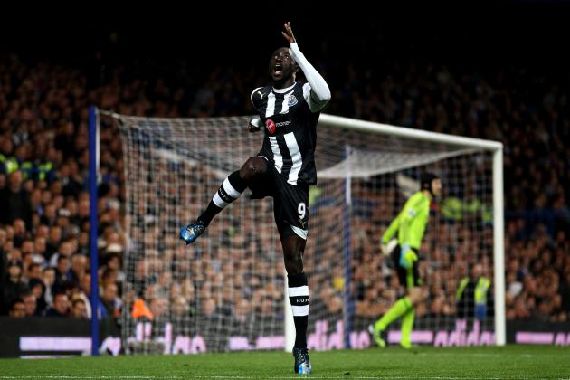 Newcastle's Incredible Signing: The Phenomenon That Is Papiss Demba Cissé