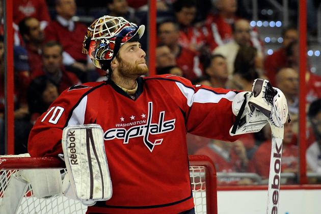 NHL Playoffs 2012: Can Braden Holtby Still Carry the Washington Capitals?