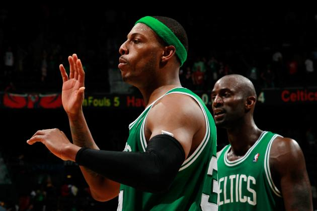 NBA Playoffs 2012: How Injuries Will Pave Boston Celtics' Path to the Finals