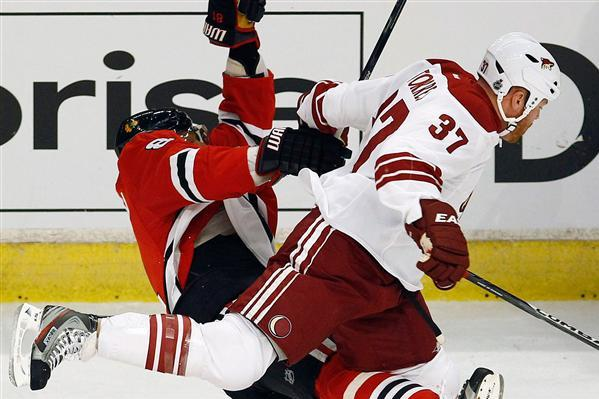NHL Playoffs 2012: Raffi Torres Right to Appeal Suspension