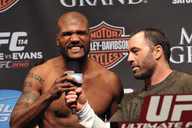 Dana White Is Getting Tired of Rampage Jackson's Anti-UFC Antics