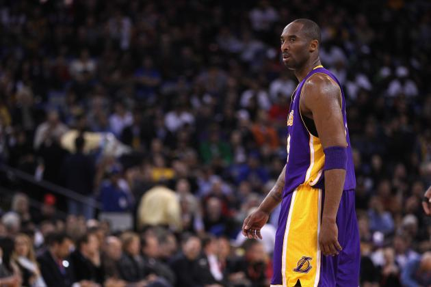 NBA Playoffs 2012: Kobe Bryant and Los Angeles Lakers' Quest for Title 17 Begins