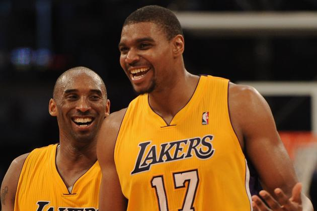 NBA Playoffs 2012: Andrew Bynum Is the Lakers X Factor in the Postseason
