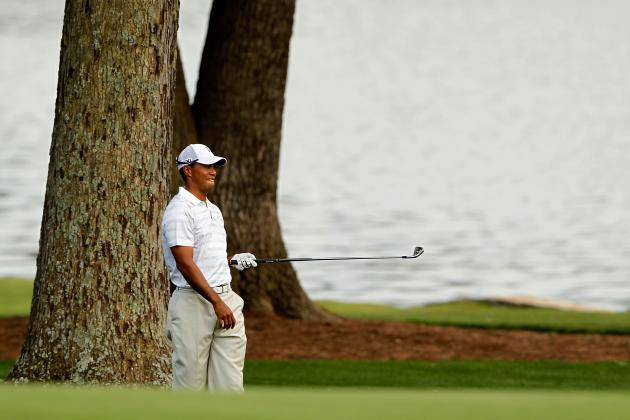 Tiger Woods, Wells Fargo Championship 2012: Tiger Is Sinking into Obscurity