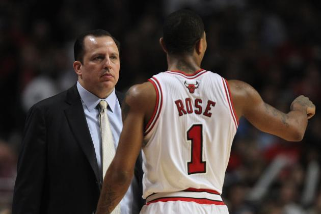 Chicago Bulls' Record Without Derrick Rose Was Midleading