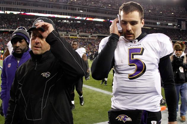 With the Terrell Suggs Injury, QB Joe Flacco Must Carry Baltimore Ravens Offense