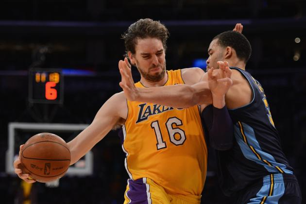 NBA Playoffs: How Not Trading Pau Gasol Will Lead to Lakers Winning 2012 Title