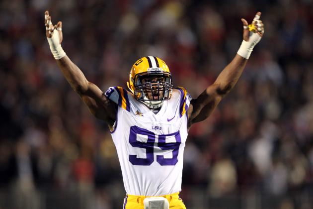 LSU Football:  Plenty of Tigers in Merriman's Way-Too-Early 2013 NFL Mock Draft