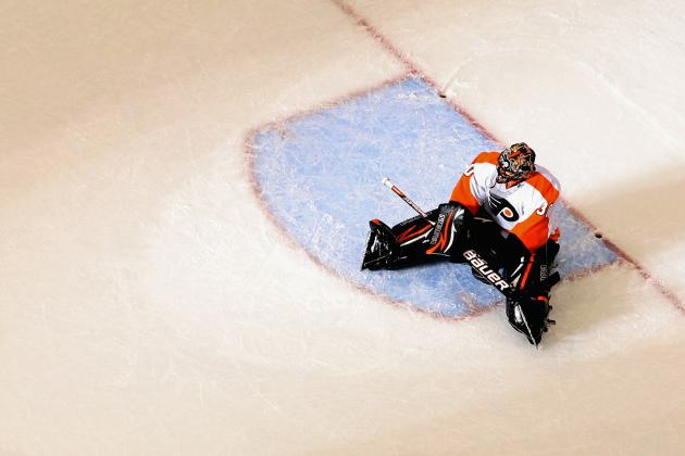 NHL Playoffs: If Ilya Bryzgalov Does Not Improve It Will Be a Long Summer