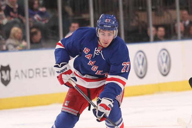 NHL Playoffs 2012: Ryan McDonagh Is an Up-and-Coming Top Defenseman