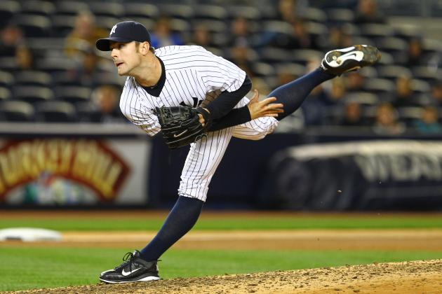 With Mariano Rivera's Injury, David Robertson Is the Clear Choice for Closer