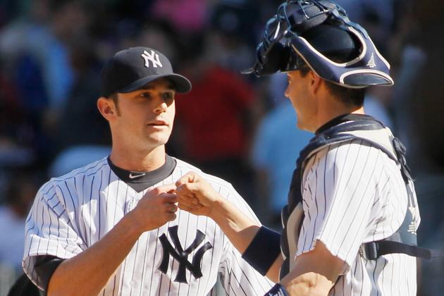 Mariano Rivera Injured: David Robertson Ready to Be New York Yankees Closer