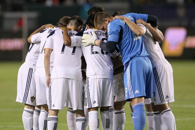 Los Angeles Galaxy vs. Red Bull New York: Live Blog and Play-by-Play Analysis