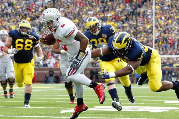 Ohio State Football: Why Braxton Miller's Growth Is a Great Sign for 2012