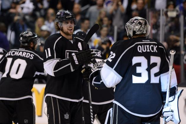 Stanley Cup Playoffs 2012: Why the 'Underdog' Los Angeles Kings Continue to Roll
