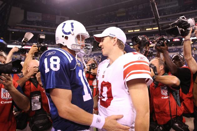 Eli Manning and Peyton Manning: In the End, History Says That Big Brother Wins