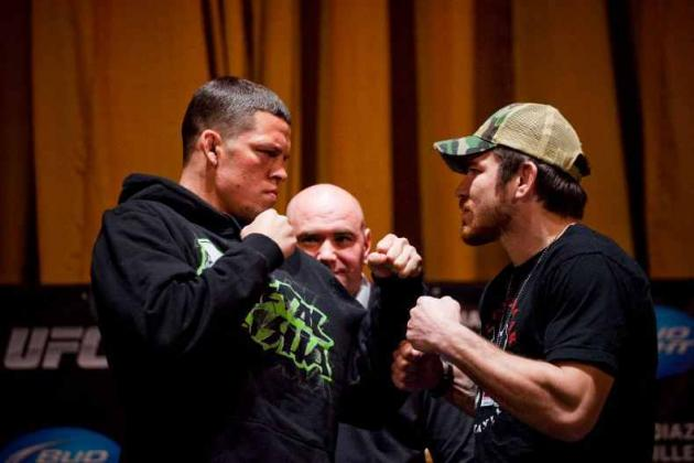 UFC on FOX 3: Should the Winner of Nate Diaz vs. Jim Miller Get a Title Shot?