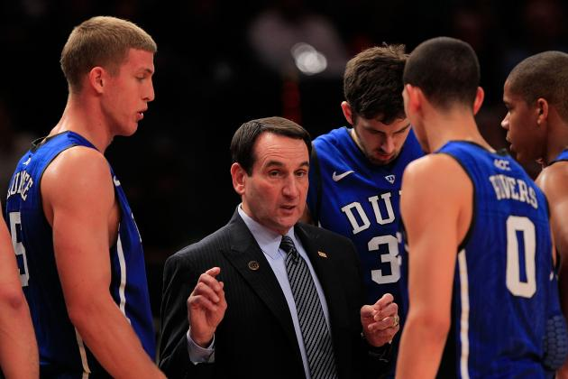 Duke Basketball: Where Would Duke Basketball Be Without Coach K?