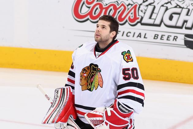 Chicago Blackhawks Season Review, Part 3: How the Organization Looks in Goal