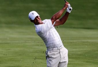 Tiger made birdie on his first hole on Friday