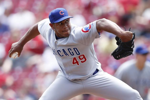 MLB Worst of the Night: Carlos Marmol Blows Game, Closer Gig for Chicago Cubs
