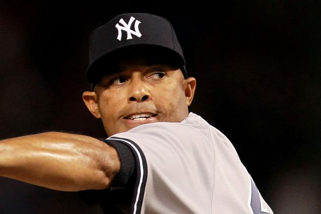 Mariano Rivera: Yankees Have No Replacement for the Greatest of All Time