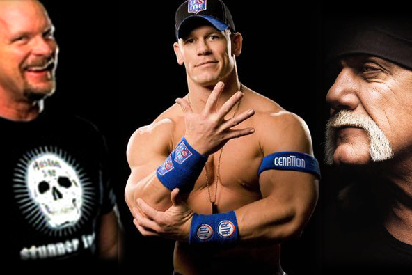 John Cena the Biggest Star WWE's Ever Had?