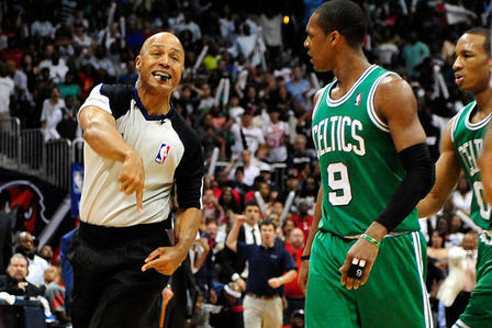 NBA Playoffs 2012: Time for Rajon Rondo to Grow Up